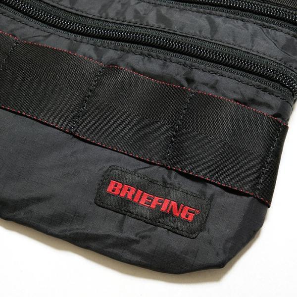 BRIEFING(ブリーフィング) サコッシュS  SL パッカブル BRM182201|hinoya-ameyoko|05