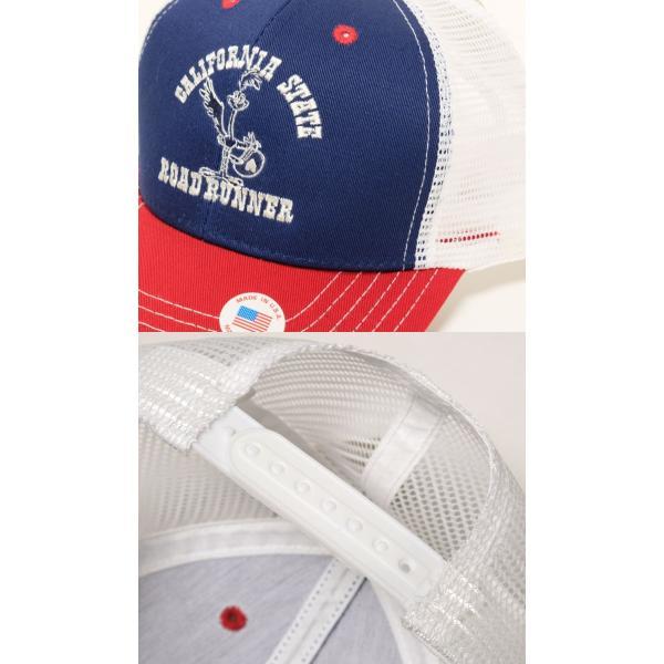CHESWICK(チェスウィック) ロードランナー メッシュキャップ 刺繍 CH02559 hinoya-ameyoko 06