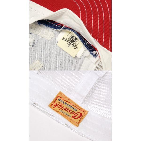 CHESWICK(チェスウィック) ロードランナー メッシュキャップ 刺繍 CH02559 hinoya-ameyoko 07
