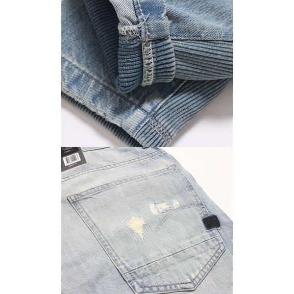 G-STAR RAW(ジースター ロウ) MOTAC DECONSTRUCTED 3D スリム ジーンズ D06154-8595|hinoya-ameyoko|09