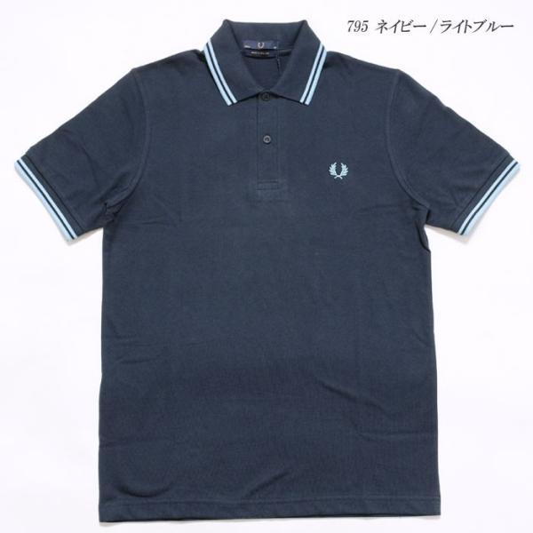 FRED PERRY (フレッドペリー) M12N ツイン ティップ フレッドペリー シャツ M12N-19|hinoya-ameyoko|07