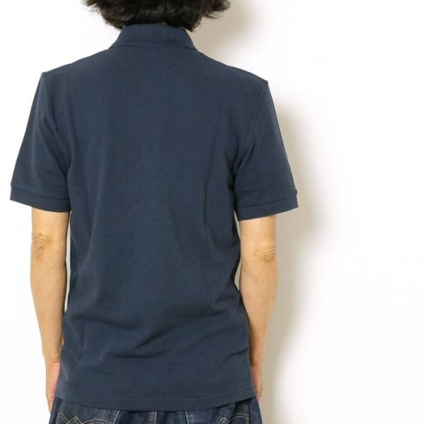 FRED PERRY (フレッドペリー) M3N ザ オリジナル ワンカラー フレッドペリー シャツ M3N-19|hinoya-ameyoko|02