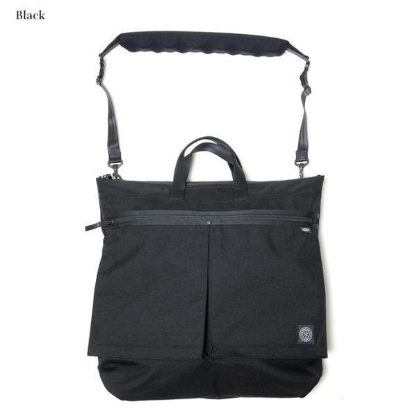 Porter Classic × muatsu  (ポータークラシック × ムアツ) ニュートン ヘルメットケース L PC-050-953 hinoya-ameyoko 02