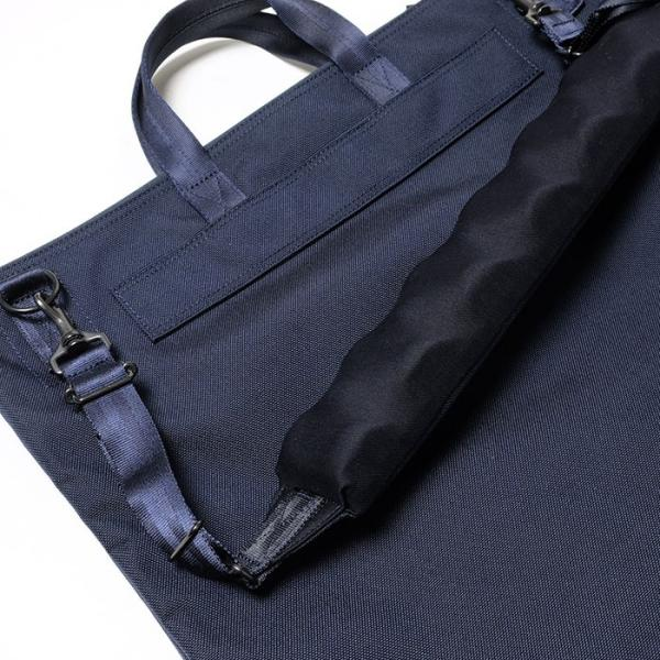 Porter Classic × muatsu  (ポータークラシック × ムアツ) ニュートン ヘルメットケース L PC-050-953 hinoya-ameyoko 09
