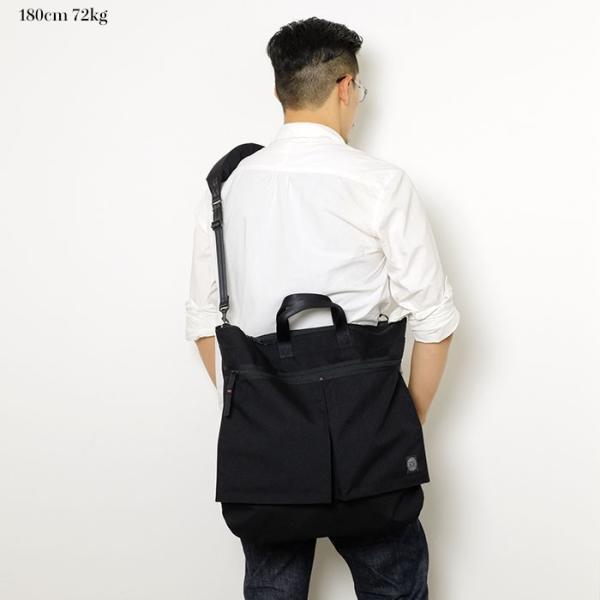Porter Classic × muatsu  (ポータークラシック × ムアツ) ニュートン ヘルメットケース L PC-050-953 hinoya-ameyoko 10