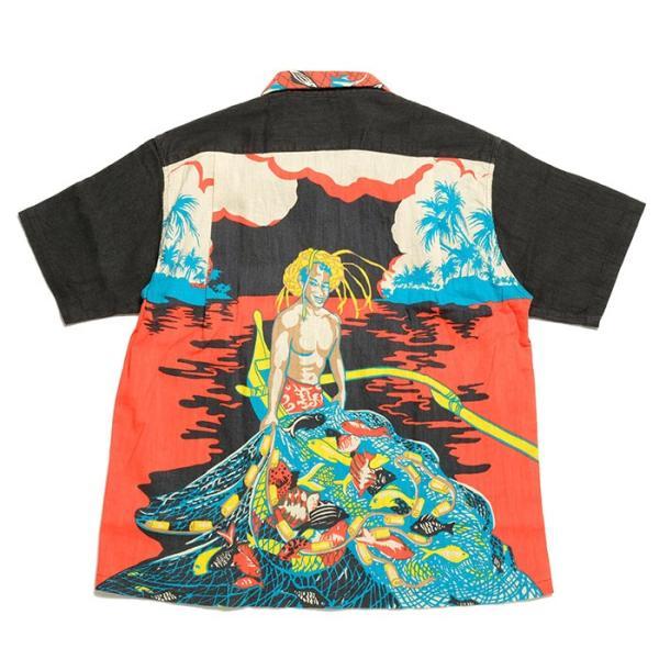 "SUN SURF  (サンサーフ) スペシャルエディション ""HULIAU"" ROSS SATHERLAND SS38103|hinoya-ameyoko|09"