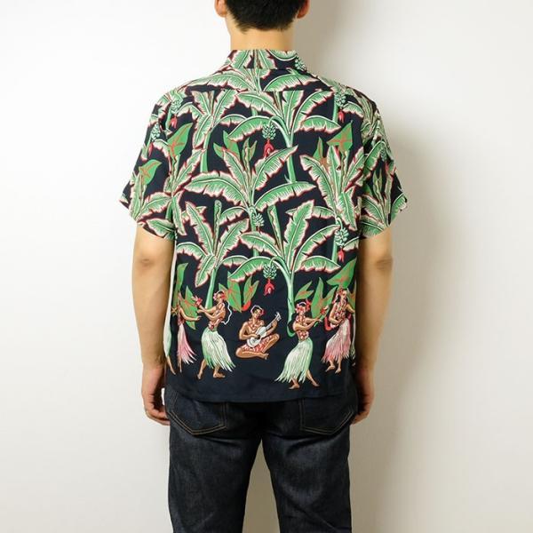 "SUN SURF  (サンサーフ) スペシャルエディション ""BANANA TREES"" ALOHA KANAKA BY ARTVOGUE  SS38202|hinoya-ameyoko|03"