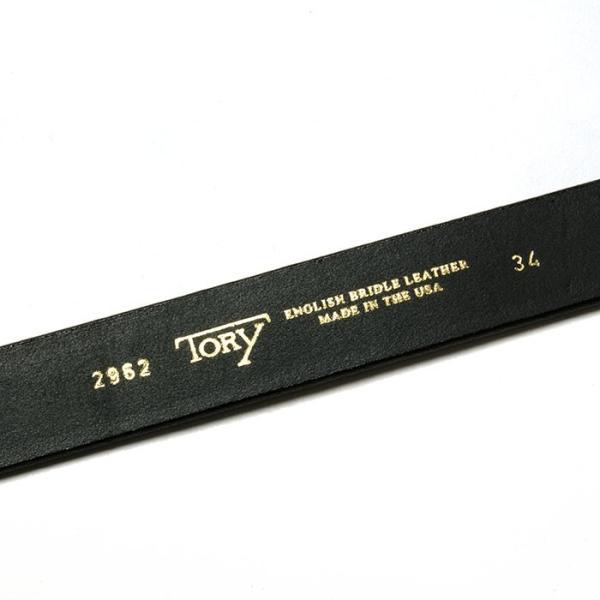 TORY LEATHER(トリーレザー) ブラス フゥーフピックベルト TORY19-2962-TORY18-2960 hinoya-ameyoko 06