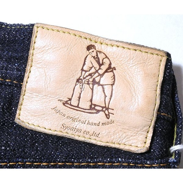 pure blue japan(ピュア ブルー ジャパン) 18oz. Slim Tapered Jeans XX18oz013|hinoya-ameyoko|06