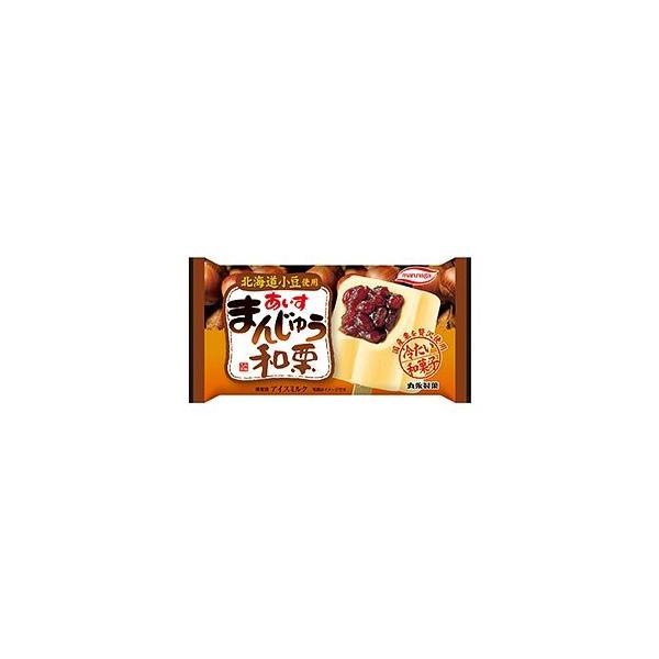 丸永製菓あいすまんじゅう和栗20入