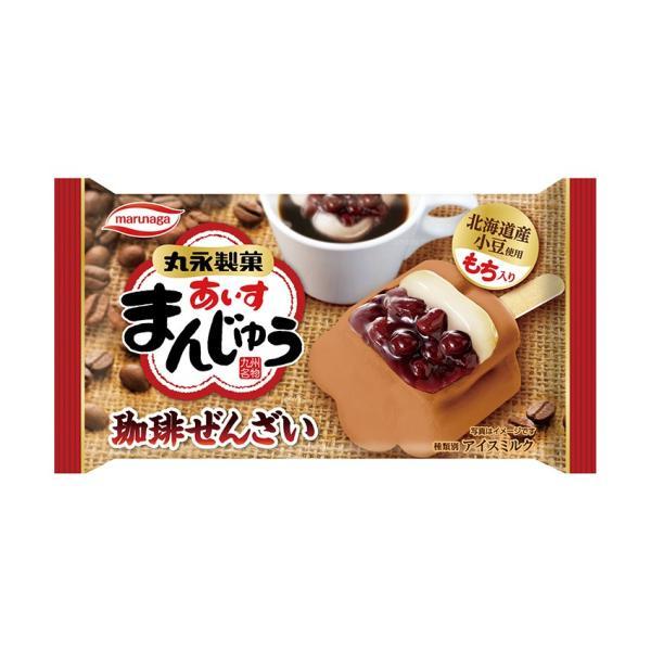 丸永製菓あいすまんじゅう珈琲ぜんざい20入