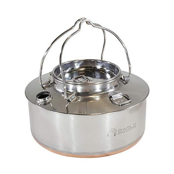 イーグルプロダクツ キャンプファイヤーケトル [ 1.5L ST400 ] EAGLE Products Campfire Kettle|hinozakka