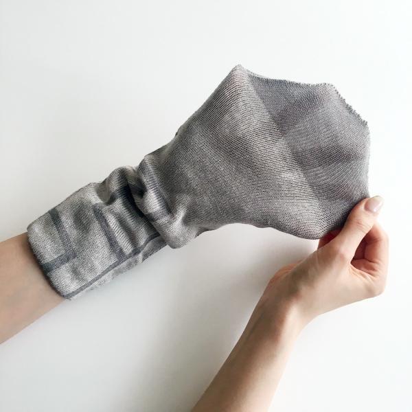 % PERCENT 靴下(春夏:ピンク・ベージュ)抗菌・防臭・吸水・通気性(男女兼用)|hint|04