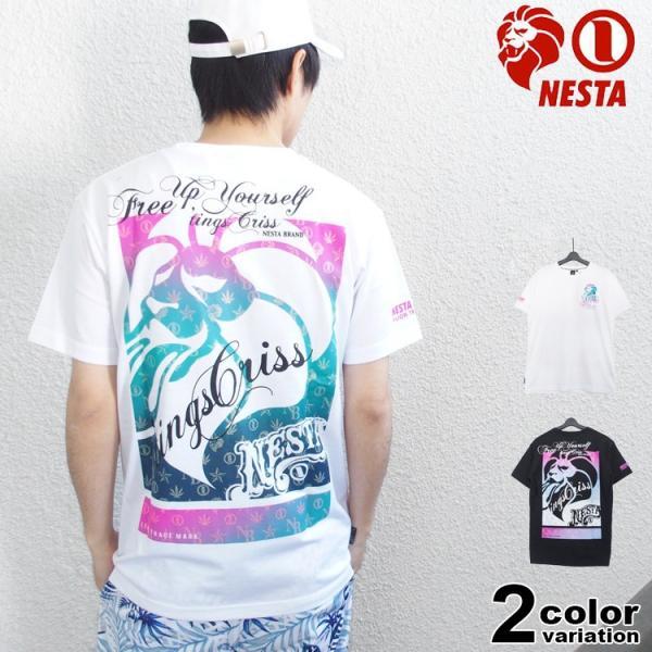 ネスタブランド Tシャツ NESTA BRAND メンズ 半袖 大きいサイズ対応 トップス 2020新作