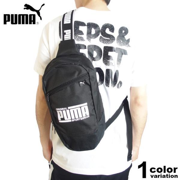 501549bb79 PUMA プーマ バッグ ボディバッグ ソール クロスバッグ レディース メンズ Sole Cross Bag|hiphopdope ...