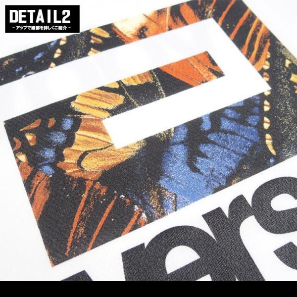 リバーサル Tシャツ reversal 半袖 メンズ ドライ BUTTERFLY BIG MARK DRY TEE|hiphopdope|06