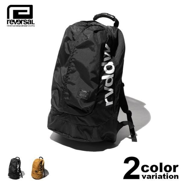 710e7ec8347c REVERSAL リバーサル バッグ リュックサック バックパック メンズ NEW GIANT BAGの画像