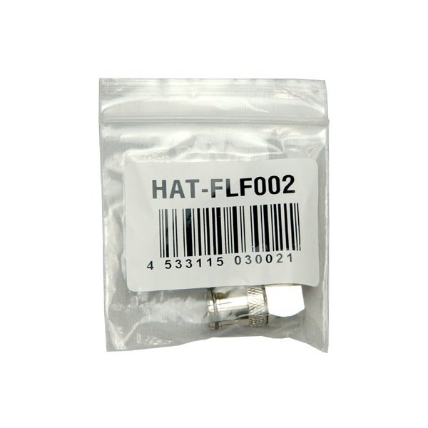 HAT-FLF002 アンテナF型端子 L字変換アダプタ