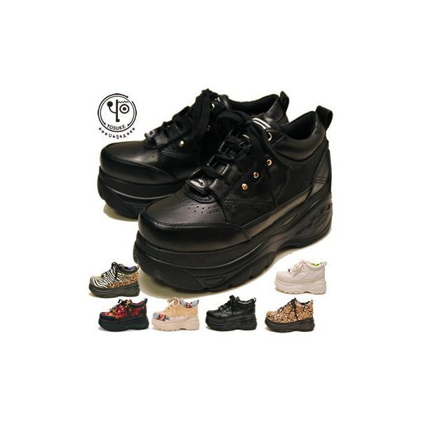 ヨースケYOSUKE厚底スニーカーメンズ靴プラットフォームスニーカー※( )は5月下旬頃 分 販売