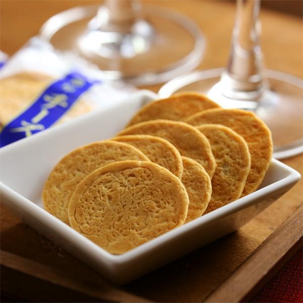 濃厚チーズせんべい hiramitu-syouten