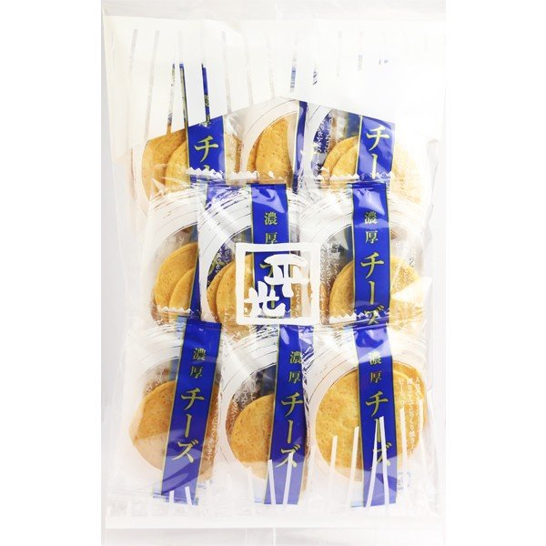 濃厚チーズせんべい hiramitu-syouten 03