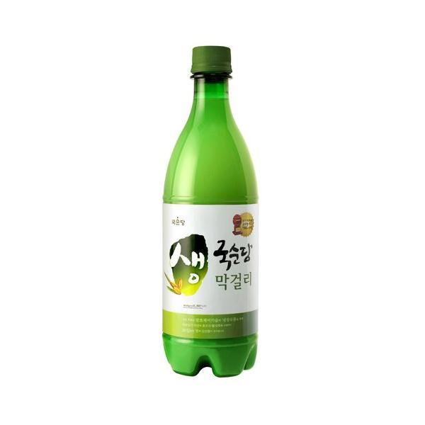 麹醇堂 生マッコリ 750ml|hiroba