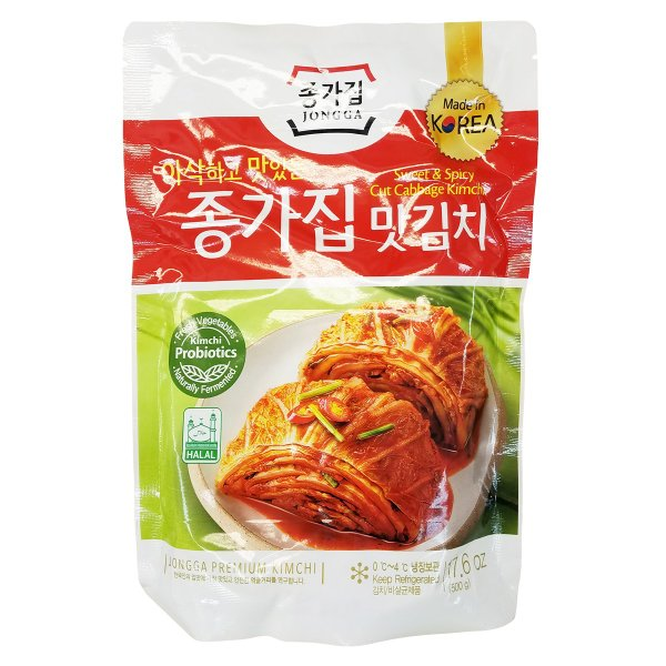 宗家 切り白菜キムチ 500g