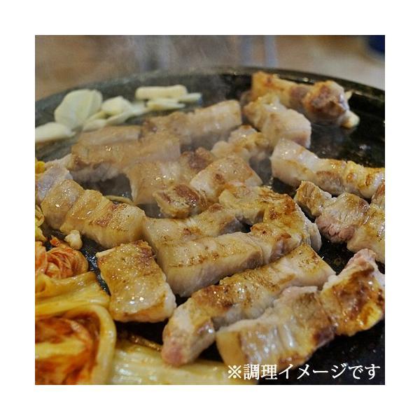 冷凍 サムギョプサル 1kg|hiroba|03