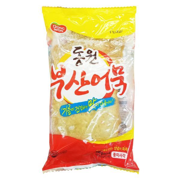 冷凍 東遠 釜山四角おでん 500g hiroba
