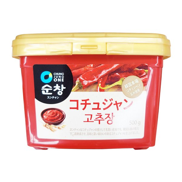 スンチャン 玄米 コチュジャン 500g|hiroba