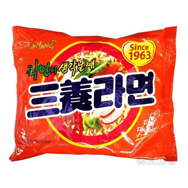 三養 三養ラーメン 120g マルチパック(5個入り)|hiroba|02