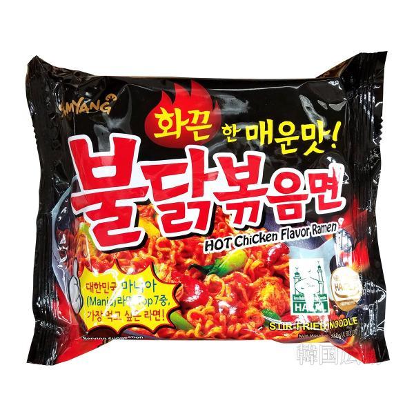 三養 プルタク炒め麺 140g マルチパック (5個入)|hiroba|02