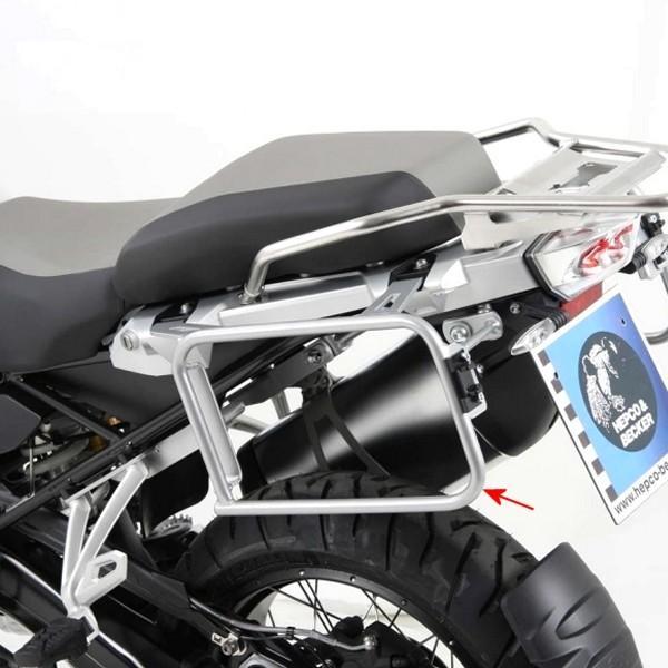650671 00 01 ヘプコアンドベッカー HEPCO&BECKER サイドキャリア ロックイット ブラック HD店
