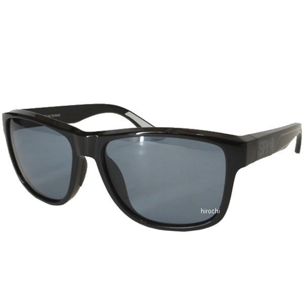【メーカー在庫あり】 4560303588019 スパイ SPY サングラス CONTINUE T9680 偏光レンズ 黒/青 HD店