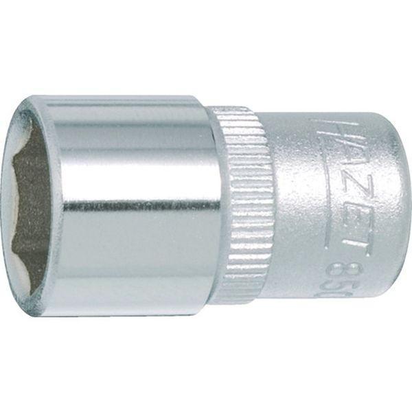 【メーカー在庫あり】 850-7 HAZET社 HAZET ソケットレンチ(6角タイプ・差込角6.35mm) HD