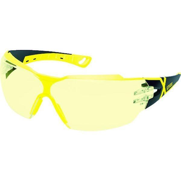 【メーカー在庫あり】 9198285 UVEX社 UVEX 一眼型保護メガネ ウベックス フィオス cx2 HD店