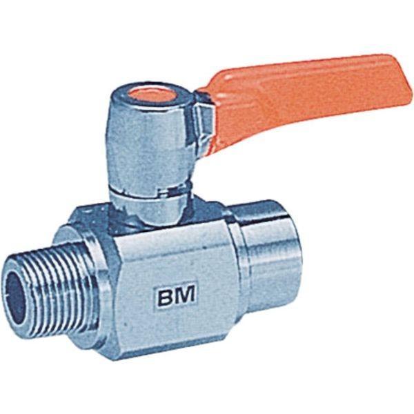 【メーカー在庫あり】 BM-0044 アソー(株) ASOH エースボールZero 外X内ネジ型 PT1/2XPF1/2 HD