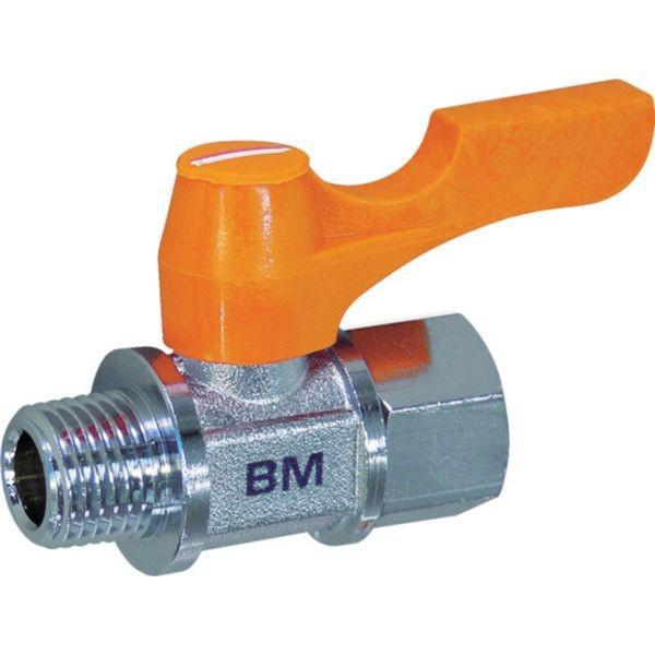 【メーカー在庫あり】 BM-9011 アソー(株) ASOH エースボール 外X内ネジ型 PT1/8 HD