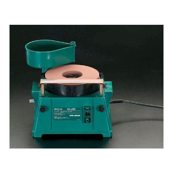 【メーカー在庫あり】 000012020225 エスコ ESCO AC100V/180W/205mm 刃物研磨機 HD店