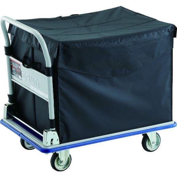 【メーカー在庫あり】 301N-CHB TRUSCO プレス製台車 ドンキーカート 折りたたみ式 CHBハンドトラックボックス付 915X61 JP店