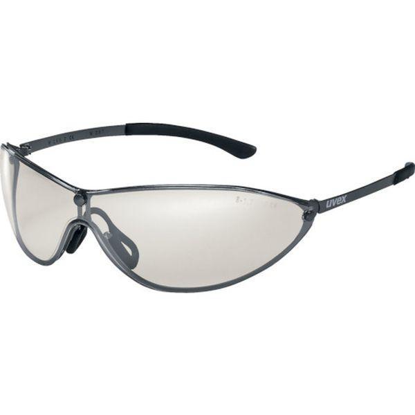 【メーカー在庫あり】 9153881 UVEX社 UVEX 一眼型保護メガネ レーサー MT 9153 シルバーミラー JP店