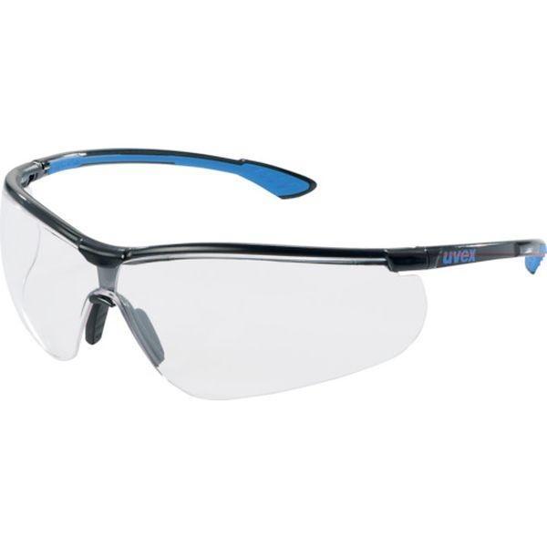 【メーカー在庫あり】 9193838 UVEX社 UVEX 一眼型保護メガネ スポーツスタイル AR(反射防止コーティング) JP店
