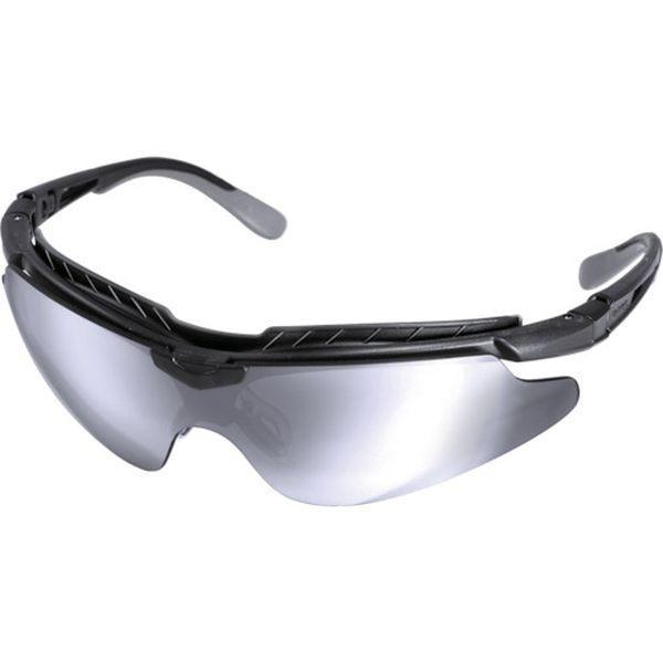 【メーカー在庫あり】 B-810XGM B810XGM  OTOS社 OTOS 一眼型保護メガネ(スポーツタイプ)グレーレンズ フレーム黒色 JP店