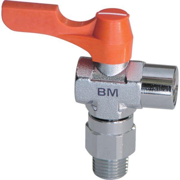 【メーカー在庫あり】 BM-8022 アソー(株) ASOH エースボールRV 外X内ネジ型 PT1/4XPF1/4 JP