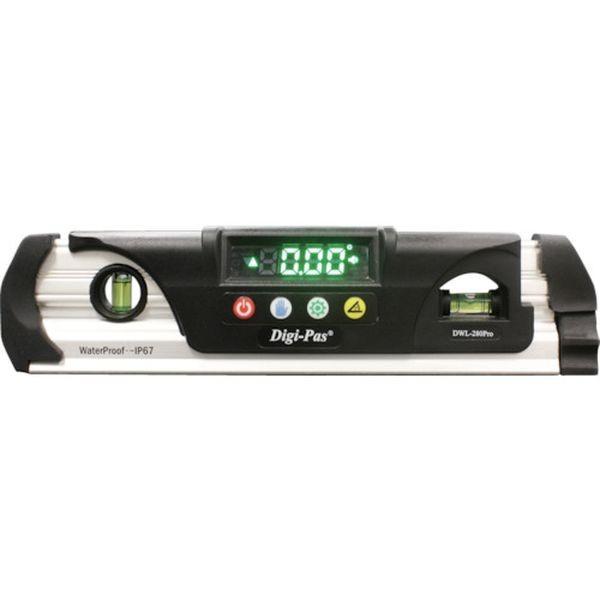 【メーカー在庫あり】 DWL-280PRO DWL280PRO  (株)アカツキ製作所 KOD 防水型デジタル水平器 JP店