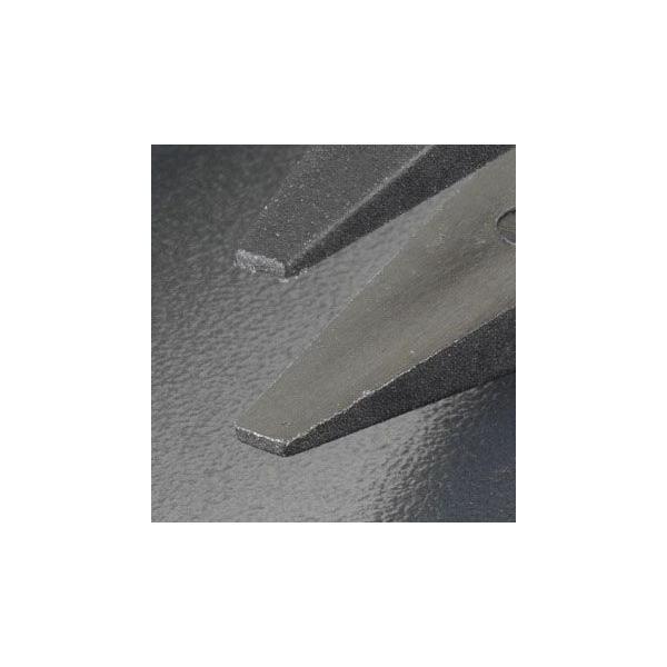 【メーカー在庫あり】 000012086477 エスコ ESCO 115mm 精密用ピンセット(ステンレス製 ESD) JP店