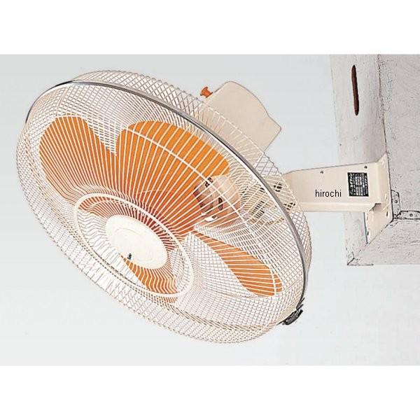 【メーカー在庫あり】 000012201303 エスコ ESCO AC100V・180W/450mm 工場扇 壁掛け型 JP店