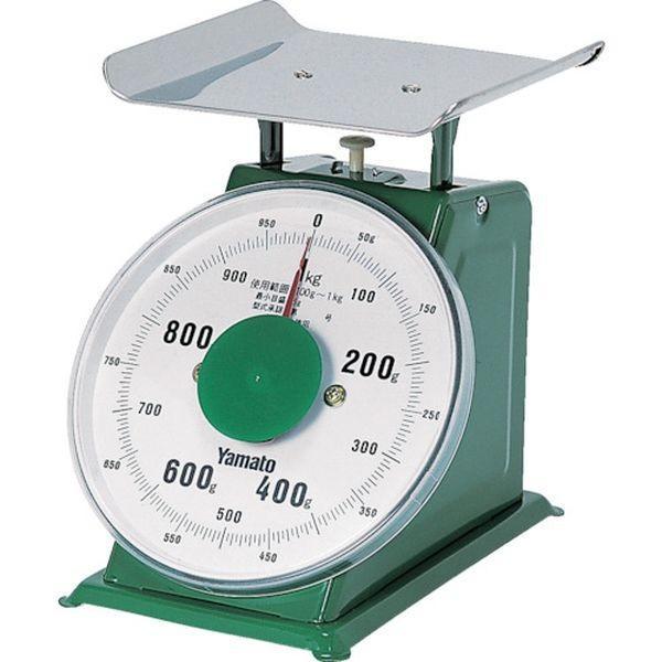 【メーカー在庫あり】 YSM-1 大和製衡(株) ヤマト 中型上皿はかり YSM-1(1kg) JP