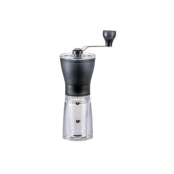 コーヒー器具HIROCOFFEEハリオ手動式コーヒーミルセラミックスリム