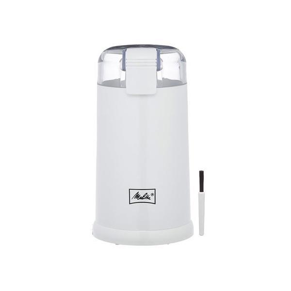 数量 /数量 コーヒー器具メリタ電動コーヒーミルホワイト